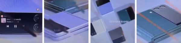 Samsung Galaxy Z Fold3 ve Z Flip3 görüntüleri sızdırıldı