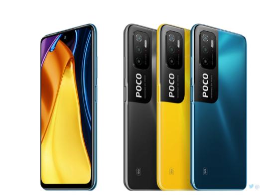 POCO M3 Pro 5G, 90 Hz ekran ve Dimensity 700 ile geliyor