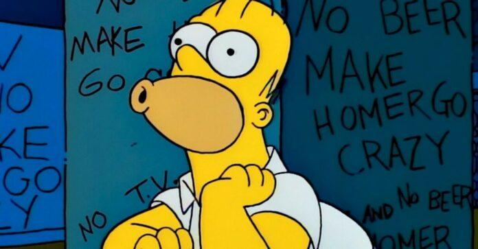 The Simpsons hakkında bilinmeyen bir detay ortaya çıktı!