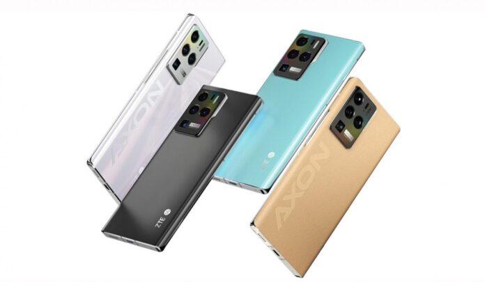 ZTE Axon 30 Ultra fiyatları 27 Mayıs ön siparişleri öncesinde onaylandı