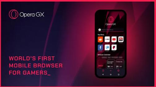 Opera, oyun tarayıcısını mobil cihazlara taşıyor