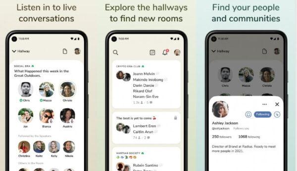 Clubhouse artık tüm dünyada Android'de mevcut