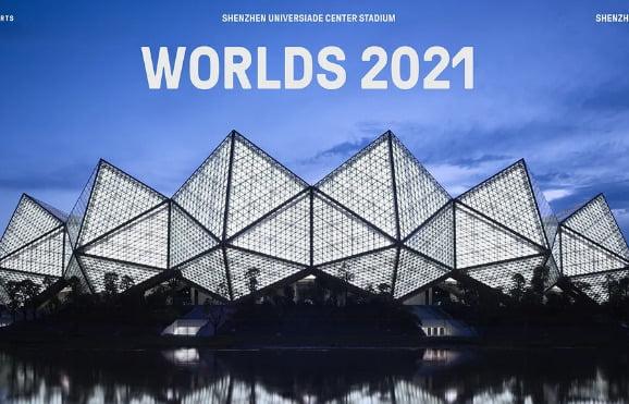 League of Legends 2021 Dünya Şampiyonası Çin'in Shenzhen şehrinde olacak