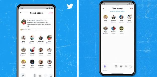 Twitter Spaces artık en az 600 takipçisi olan herkese açık!