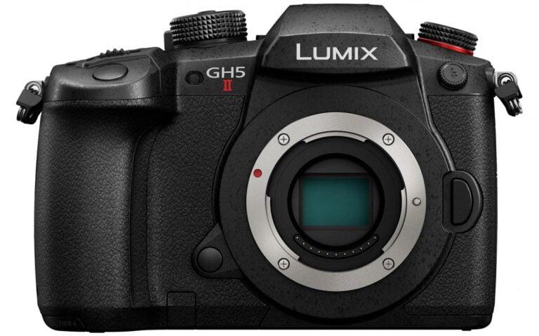 Panasonic, LUMIX GH5 II'yi piyasaya sürdü! GH6 ise yolda