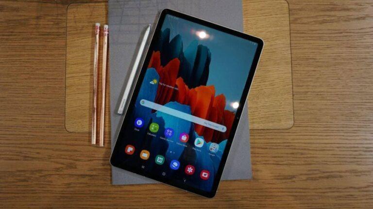 Galaxy Tab S7 + Lite, Galaxy Tab S7 XL Lite olarak çıkabilir