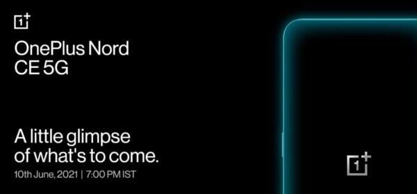 OnePlus Nord CE 5G, 64MP kamera ve Snapdragon 750G ile gelecek