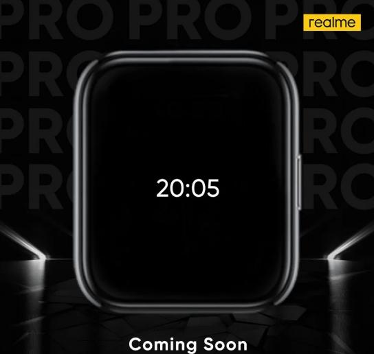 Realme yeni akıllı saati için geri sayıma geçti