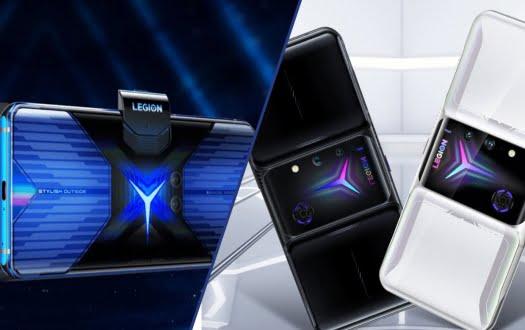 Lenovo Legion 2 Pro iki yeni varyant alıyor: 18 GB + 256 GB ve 16 GB + 256 GB