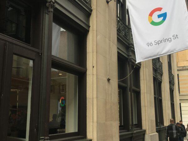 Google bu yaz ilk perakende mağazasını açacak