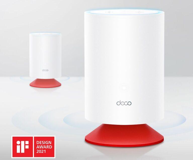 Deco Voice X20 iF tasarım ödülünü aldı