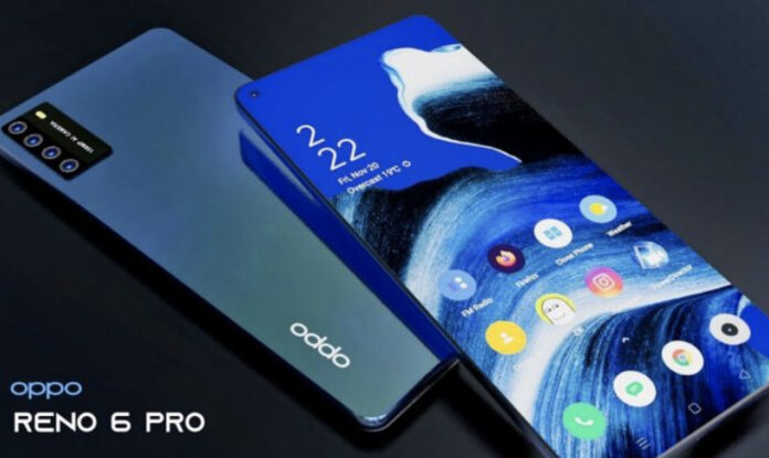 Oppo Reno6 series could arrive on May 22