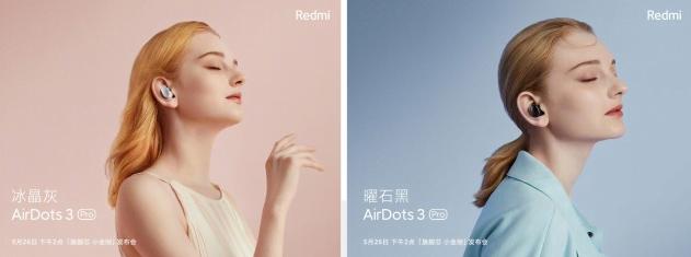 Xiaomi Redmi AirDots 3 Pro, 26 Mayıs'ta gelecek