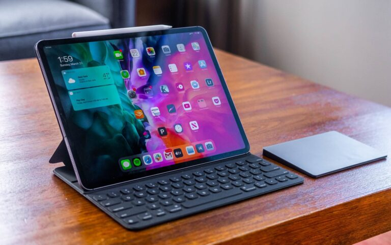 Yeni iPad Pro kablosuz şarj özelliği ile gelecek