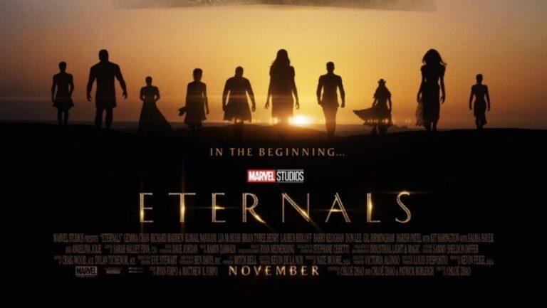 Eternals için ilk fragman yayınlandı!