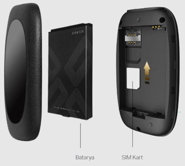 TP-Link M7000 4G LTE Mobile Wi-Fi ile gezici kablosuz ağınızı oluşturun