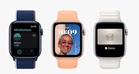 Apple watchOS 8, ultra geniş bant teknolojisi ve birkaç yeni özellik için destek getiriyor