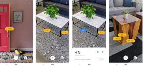 Google, artırılmış gerçeklik Measure uygulamasına desteğini Google, artırılmış gerçeklik Measure uygulamasına desteğini sonlandırıyor