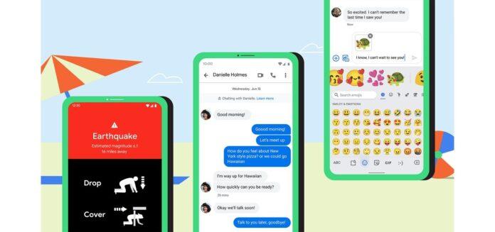 Google, Android için altı yeni özellik duyurdu