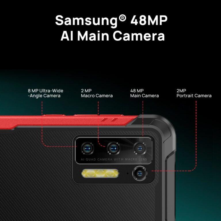 Doogee, 8.500 mAh pil ve Samsung 48MP ana kamera ile S97 Pro'yu tanıttı