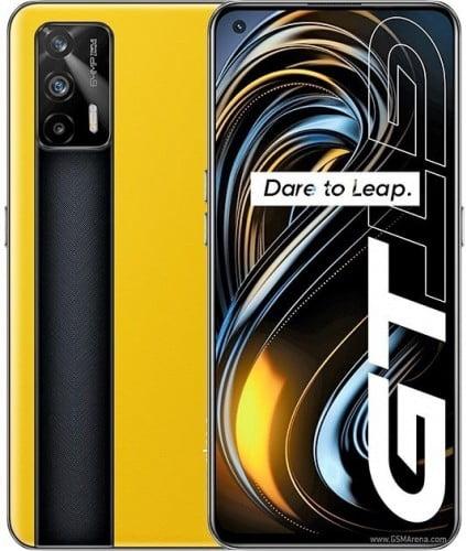 Realme GT 5G Master Edition üzerinde çalışıyor