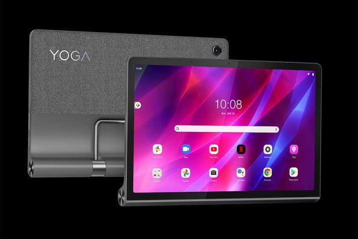 Lenovo Yoga Tab 13 küresel pazarda sunuluyor!