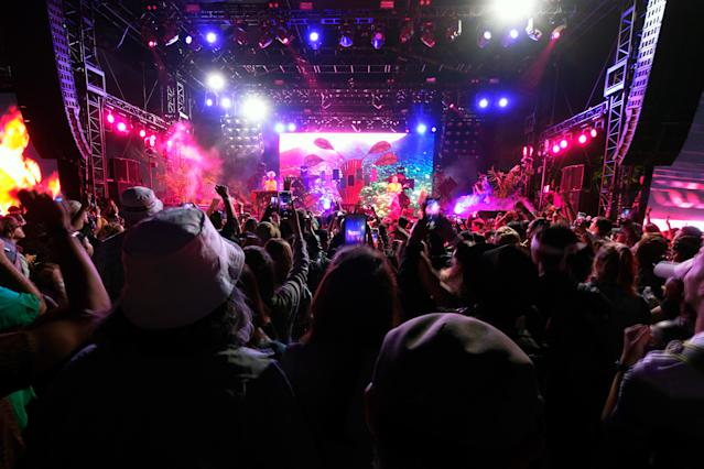 YouTube Coachella 2022 performanslarını canlı yayınlayacak