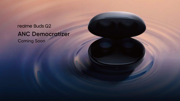 Realme Buds Q2, Aktif Gürültü Önleme ile yakında piyasaya çıkıyor