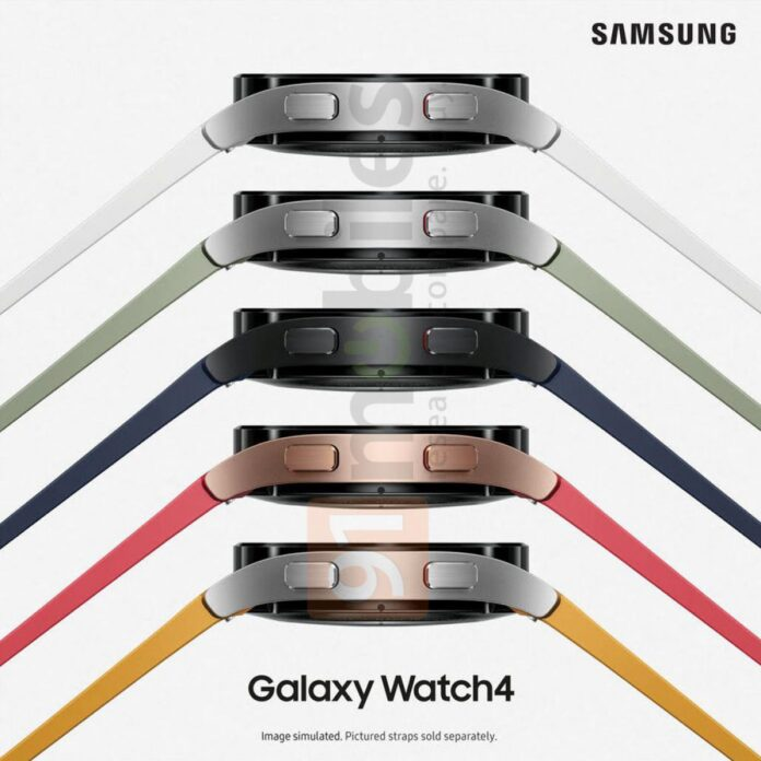 Samsung Galaxy Watch 4 özellikleri sızdırıldı!