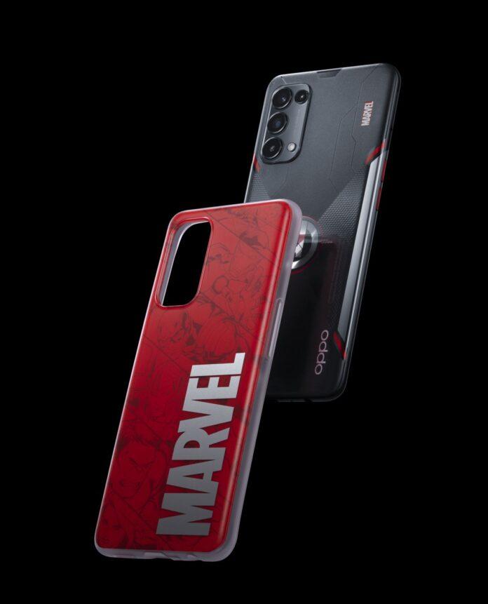 Reno 5 Marvel Edition