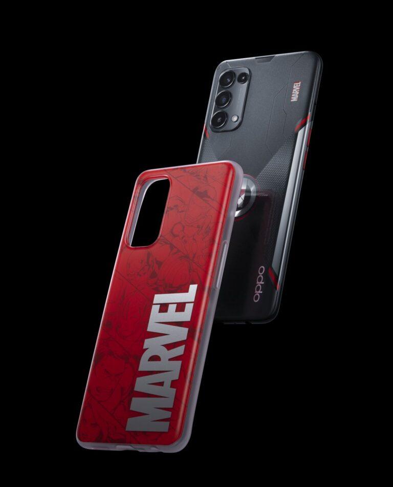 Reno5 Marvel Edition duyuruldu