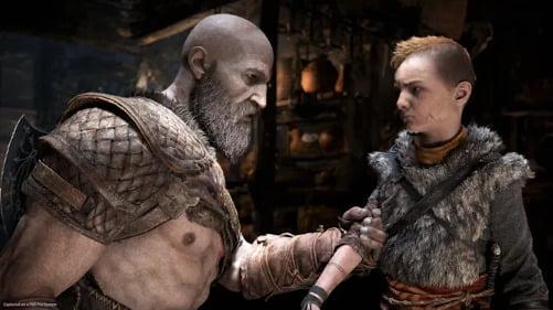 God of War Ragnarok için ilk video geldi
