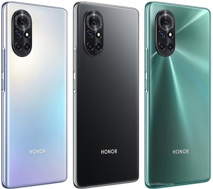 Honor 50 serisi tasarımı ortaya çıktı!