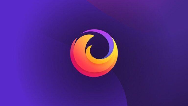 Firefox en yeni tasarımı, dikkat dağıtıcı bildirimleri ve mesajları en aza indirecek