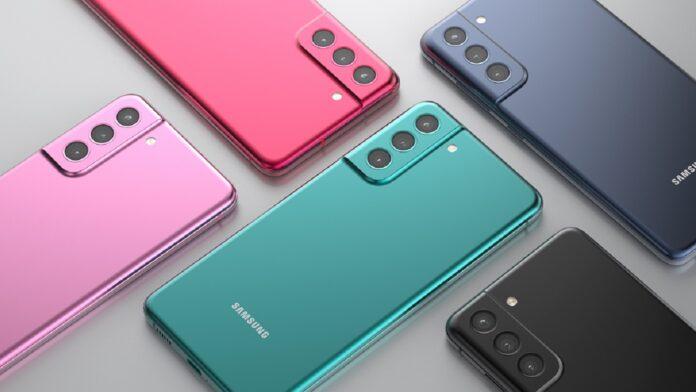 Samsung Galaxy S21 FE render görüntüleri sızdırıldı!