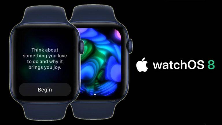 Apple Watch 7 tanıtıldı! Değişen pek birşey yok