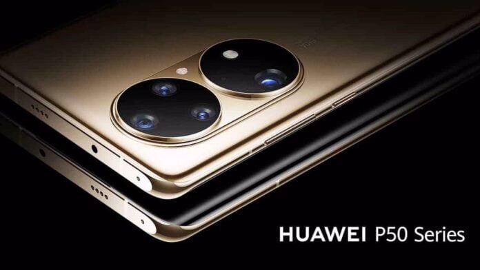 Huawei P50 serisi, devasa ultra geniş sensörle 29 Temmuz'da geliyor