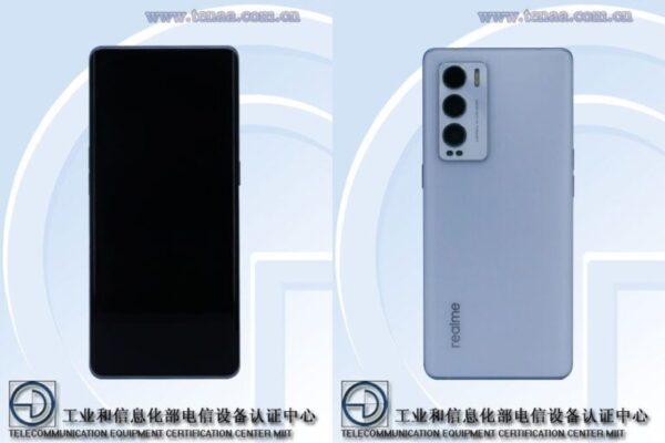 Realme RMX3366, görüntü ve önemli özelliklerle TENAA'da göründü