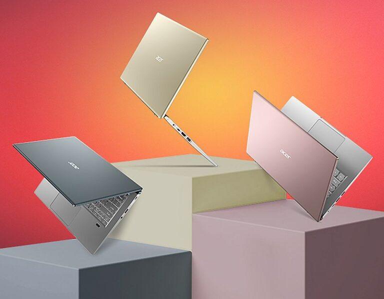 Acer Swift X : Yaratıcı profesyoneller için özel