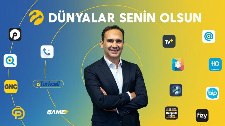 Turkcell dijital çağı başladı