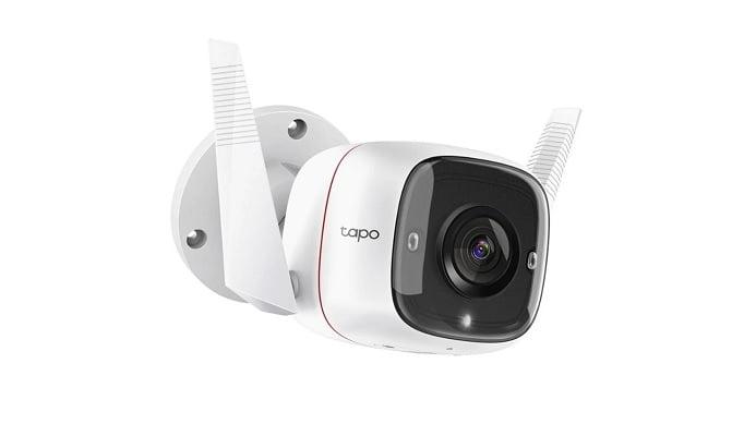 Tapo C310 dış mekân kamerası: Gece gündüz, uygun fiyatlı güvenlik