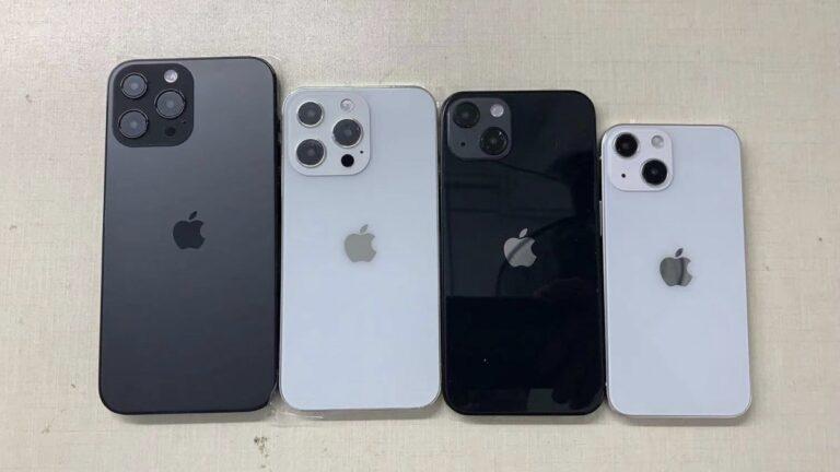 iPhone 13 tasarımı artık kesinleşti