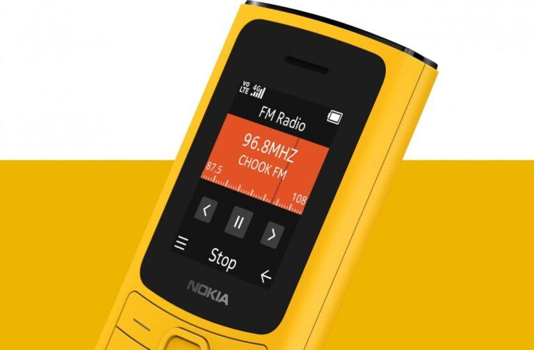 Nokia 110 ve 105 çok uygun fiyatla geliyor!