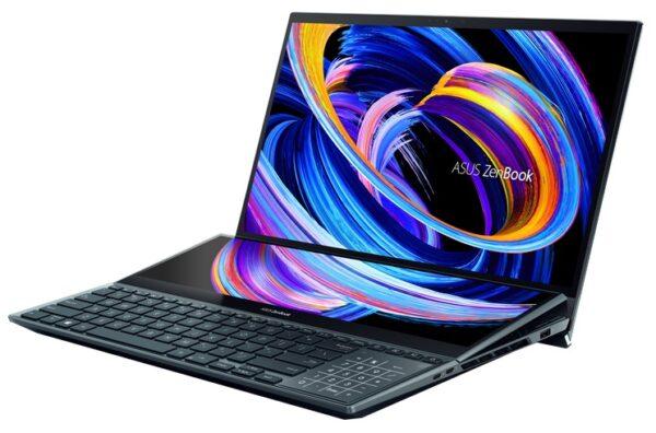 Asus ZenBook Pro Duo 15 OLED: Geleceği Günümüze Getiren PC