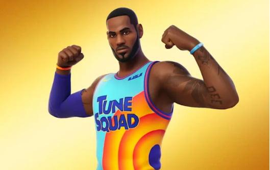 LeBron James, 14 Temmuz'da 'Fortnite'a geliyor