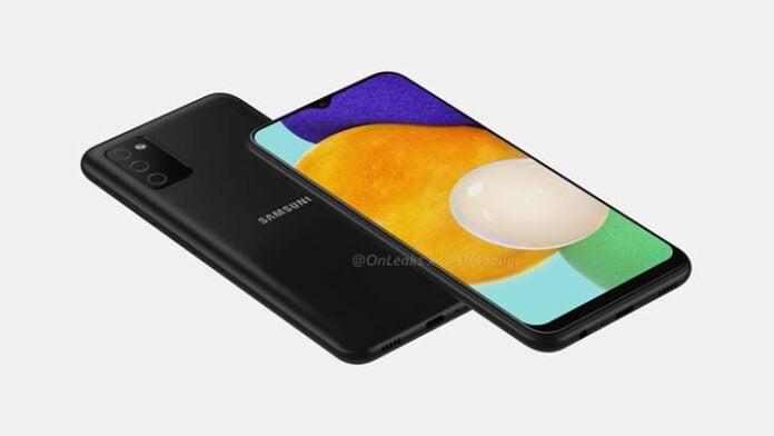 Uygun fiyatlı Galaxy A03s tanıtıldı