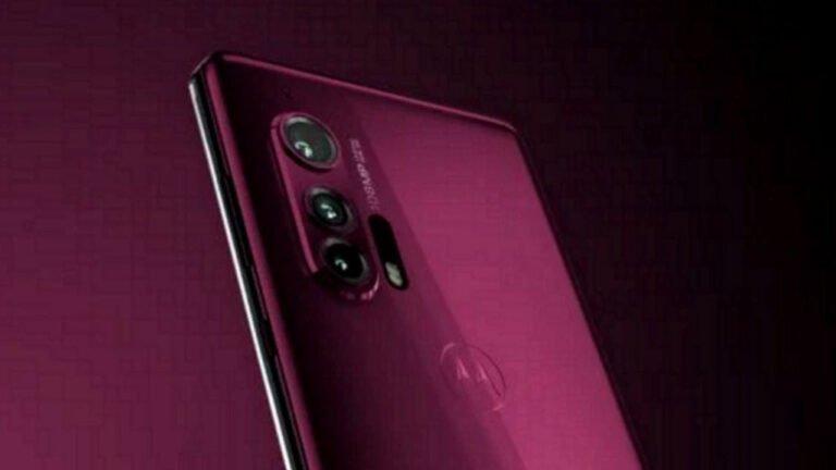 Motorola Edge 20, TENAA'da görüldü! İşte özellikleri