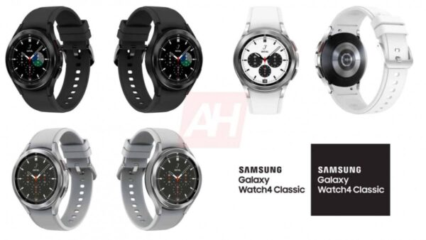 Samsung Galaxy Watch 4 Classic tüm ihtişamıyla karşınızda!