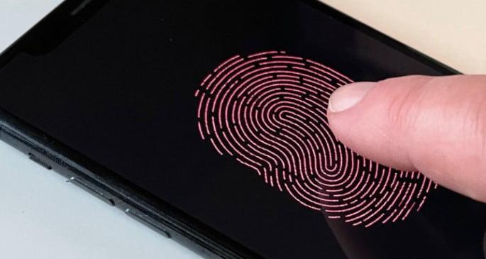 Apple, Touch ID ve Face ID için yeni patent aldı