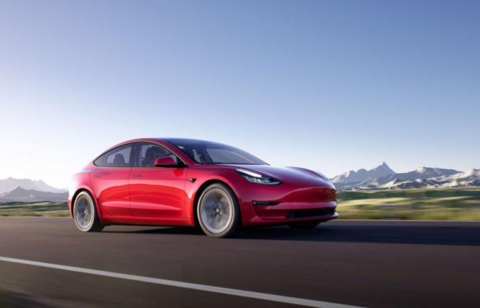 Tesla, 2021'in ikinci çeyreğinde 200.000'den fazla araç üretti
